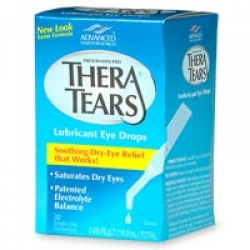 Theratears 0.25% PF UD 32/bx