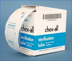 Heat-Sealable Sterilization Tubes, 3 in x 100 ft, Chex-All®