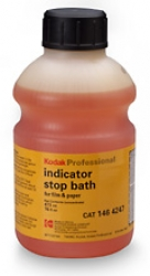 Stop Bath Indicator, 16 Oz, Kodak