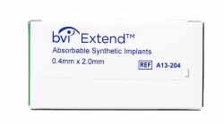 Beaver-Visitec EXTEND Absorbable Synthetic Implants (0.4mm x 2.0mm) 20/bx