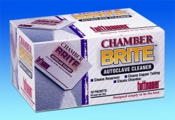 Chamber Brite Autoclave Cleaner, 10 Packets, Box
