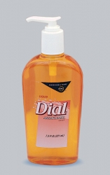 Soap, Hand ,Antimicrobial,  7.5 oz Pump, Dial Gold