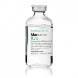 Marcaine, Bupivacaine Hydrochloride Infiltration Injection USP, .5%, 50mL