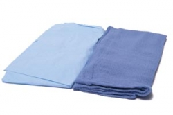 Towel, OR, Sterile, Blue 2/pack 40pack/box