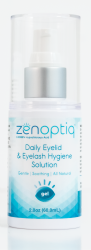 Zenoptiq(R) Gel 0.0085% Hypochlorous Acid Eyelid and Eyelash Cleansing Gel